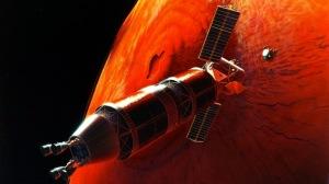 Misión tripulada a Marte 02