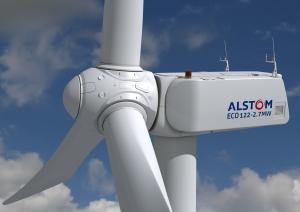 Windturbine ECO122